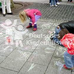Das Kinderhaus Weimar organisiert als Kooperationspartner des Deutschen Kinderhilfswerkesviele Aktionen für Kinder in Weimar zum Weltspieltag.