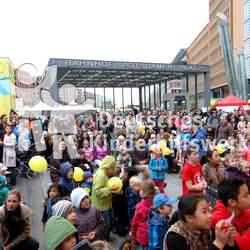 Weltkindertagsfest des Deutschen Kinderhilfswerkes 2014.