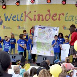"""Wettbewerb """"Mut.Ich - Seid laut für eure Rechte!"""" des Deutschen Kinderhilfswerkes"""