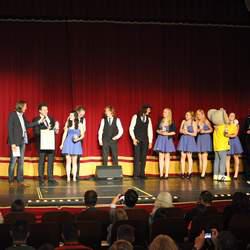 Die Goldene Göre 2015 wurde vom Deutschen Kinderhilfswerk im Europa-Park in Rust verliehen und ist der höchstdotierte Preis für Kinder- und Jugendbeteiligung in Deutschland.