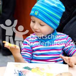 Der Weltspieltag erinnert an das Recht der Kinder auf Spiel.
