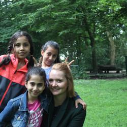 Huckepack - Patenschaften für Flüchtlingskinder